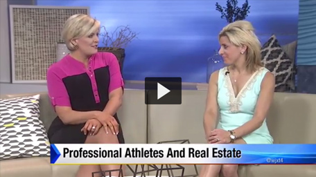 Jacksonville Rep Cara Ameer discussing where pro athletes live